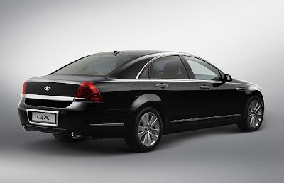 Seoul Motor Show Preview: GM Daewoo L4X sedan