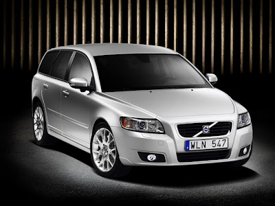 2008 Volvo V50 Car Picture