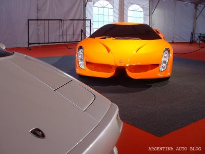 Lamborghini Alar Concept - Official Photos