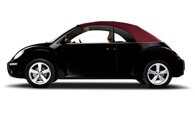 VW Beetle Red Edition