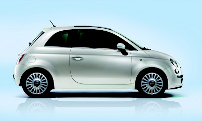 Fiat 500 Limited Edition