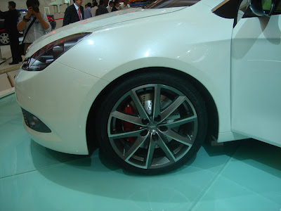 Chery Shooting Sport Concept at the 2007 Shanghai Auto Show
