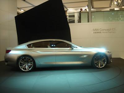2007 Shanghai Auto Show: BMW Concept CS