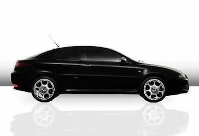 Alfa Romeo GT Blackline Limited Edition