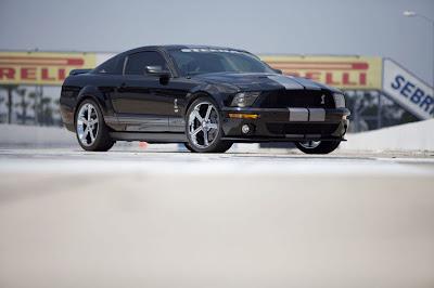 Steeda GT500