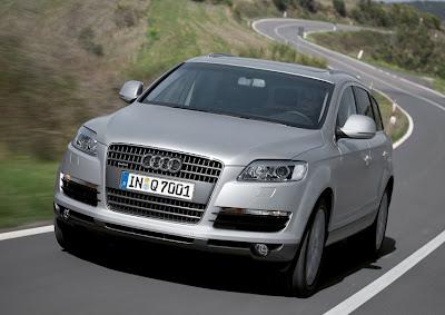 Audi Q7 4.2 TDI for Europe