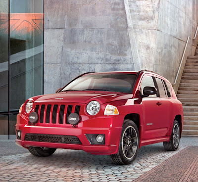 2007 Jeep® Compass by Mopar® (Rallye Package)