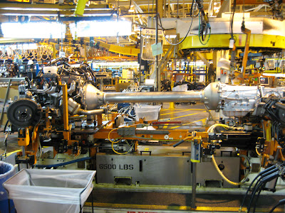 Corvette Factory. Bowling Green Assembly Plant