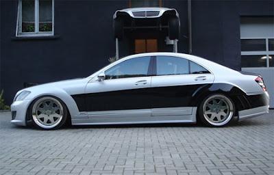 ASMA Mercedes-Benz S-Class
