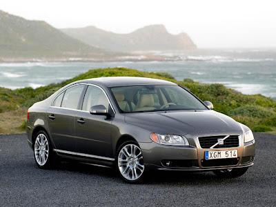 2008 Volvo S80 T6 Turbo AWD