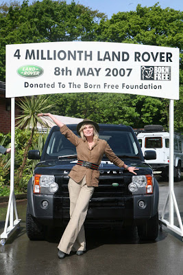 4 Millionth Land Rover