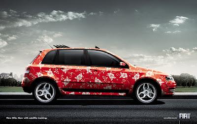 New Fiat Stilo Ads