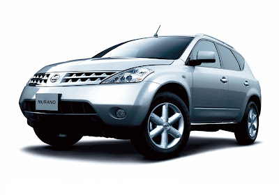 Nissan Murano Stylish Silver leather Encore