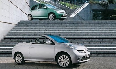 Nissan Micra & Micra C+C CHIC Edition