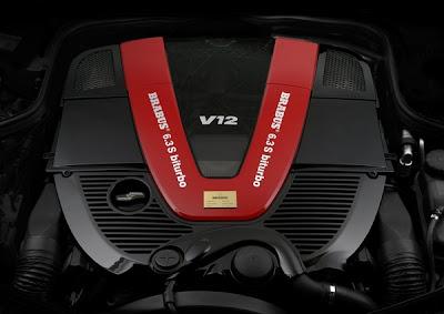 Brabus SV12 S Biturbo Coupe