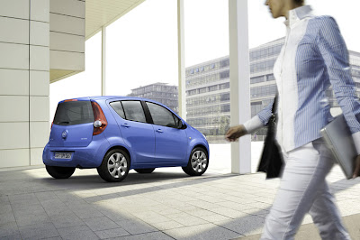 New Opel/Vauxhall Agila