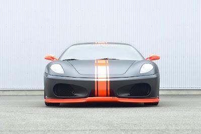 Ferrari F430 Black Miracle design by HAMANN