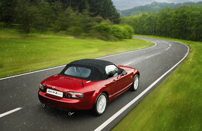 Mazda MX-5 Icon UK