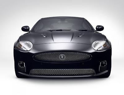 2008 Jaguar XK and XKR