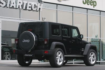Startech Jeep Wrangler