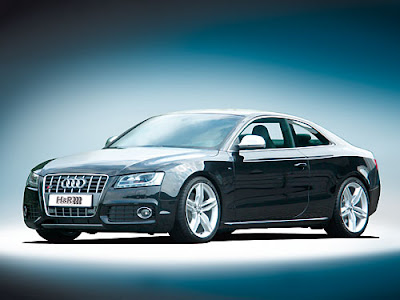 Audi A5 and S5 by H&R's packages