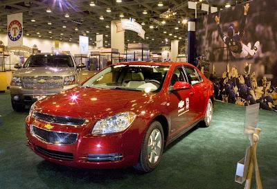 2008 Chevrolet Malibu Hybird