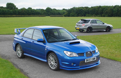 Final Edition Subaru Impreza WRX GB270