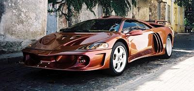 Lamborghini Coatl