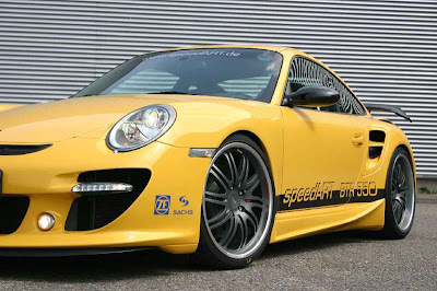 SpeedART 997 Porsche Turbo BTR-XL