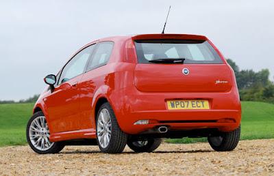 Fiat Grande Punto 1.4 T-Jet Sporting