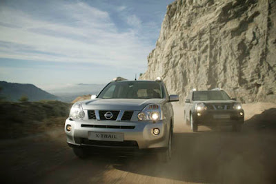 Nissan X-Trail diesel engine for Japan