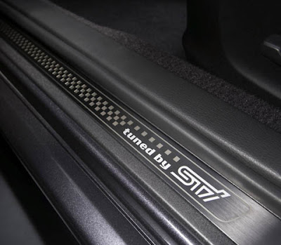 2008 Subaru Legacy tuned by STI
