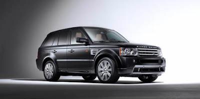 2008 Land Rover Range Rover Sport LE