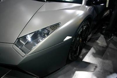 Frankfurt Auto Show: 2008 Lamborghini Reventon
