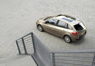 New Renault Clio Estate