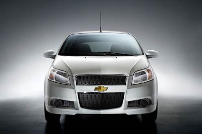 2008 Chevy Aveo 5-door (EU)