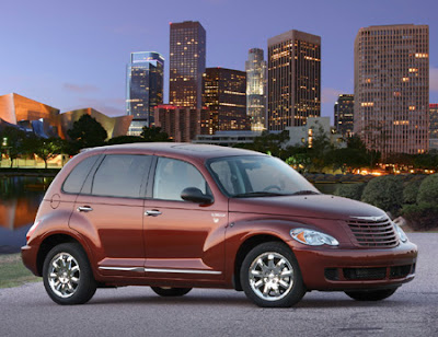 2008 Chrysler PT Street Cruiser Sunset Boulevard Edition