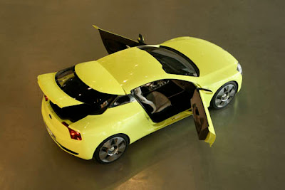Frankfurt Auto Show: Kia Kee Coupe Concept