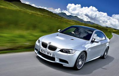 2008 BMW M3 Coupe (UK)