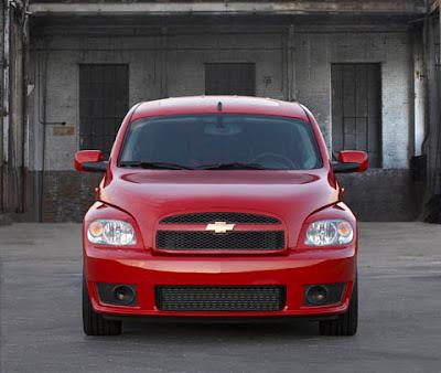 2008 Chevy HHR SS