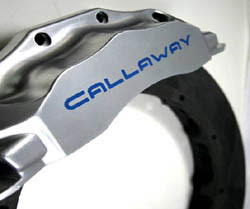StopTech Carbon Ceramic Brake System for Callaway C16 Speedster