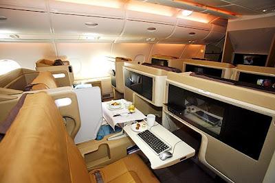 Interior Airbus A -380