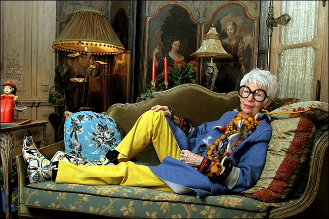 Style Icon Iris Apfel Launches Jewelry Line with HSN