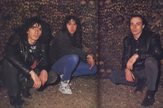 CORONER: INTERVIEW 1992. HARD ROCK MAGAZINE.