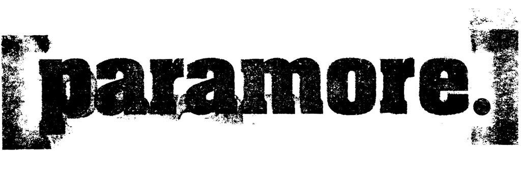 paramore band logo - photo #14