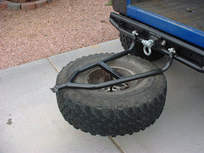 Swing Down Tire Carrier Ideas Pictures Pirate4x4 Com