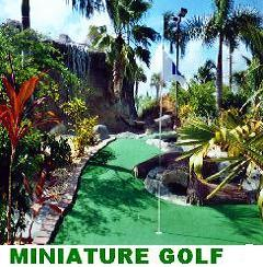 EXPLORE THE WORLD OF MINIATURE GOLF