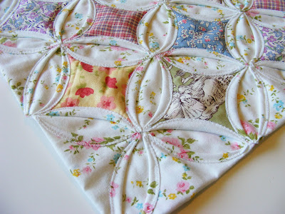 Cathedral Window Quilt Block Pattern Patterns For You