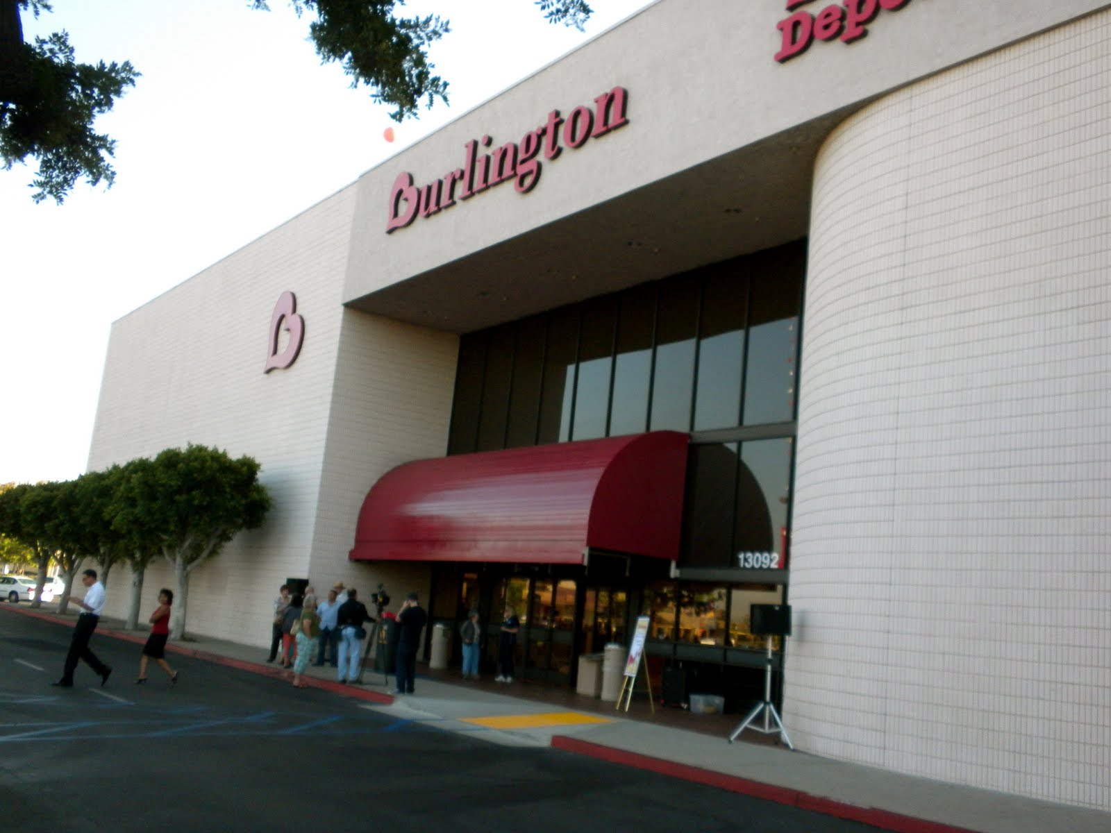 Miss garden grove 2011 burlington coat factory grand - Burlington coat factory garden city ...