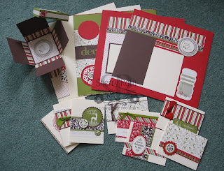 Christmas Jingle Simply Scrappin' Kit